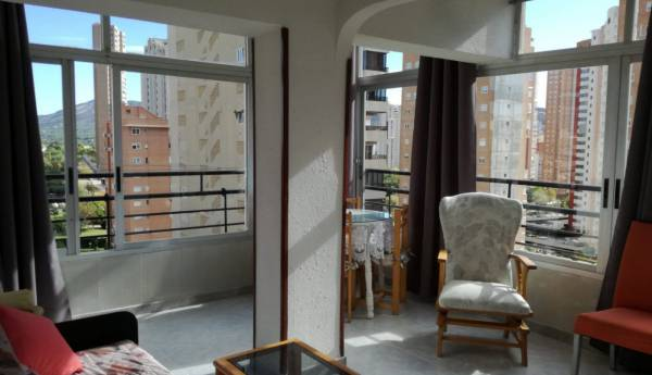 Apartment - Rental - Juzgados - Benidorm