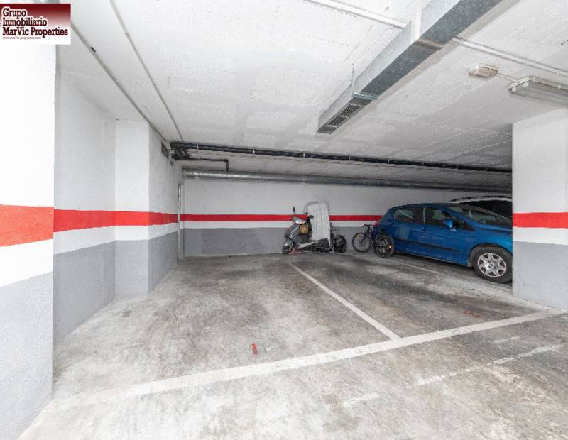 Vente - Parking - Colonia Madrid - Benidorm