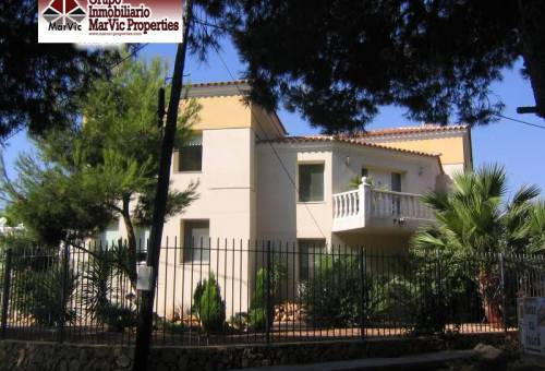 Villa - Sale - Mascarat - Altea