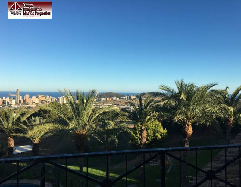 Sale - Duplex - Golf bahia - Finestrat