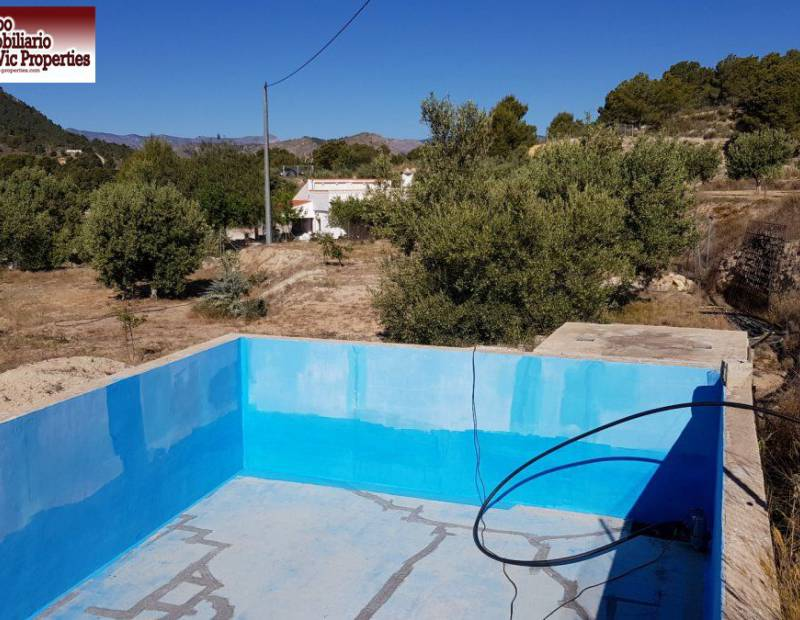 Sale - Plot - Partida adzubia - Finestrat