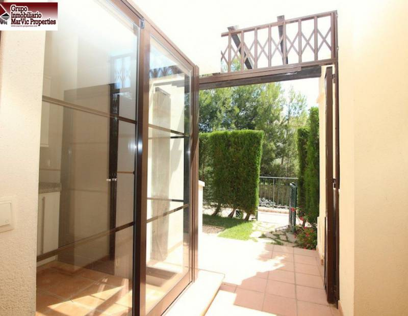 Sale - Townhouse - Sierra cortina - Finestrat