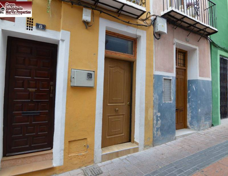 Sale - Ground floor - Casco Antiguo - Villajoyosa