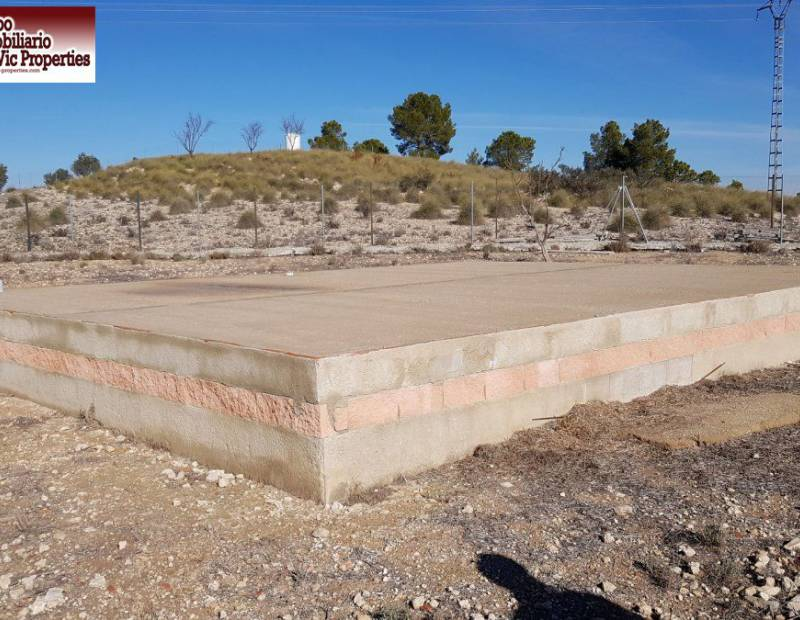 Rental - Plot - Albacete