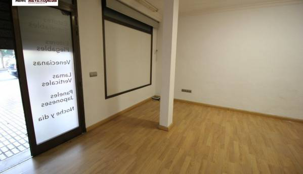 Local commercial - De location - Colonia Madrid - Benidorm