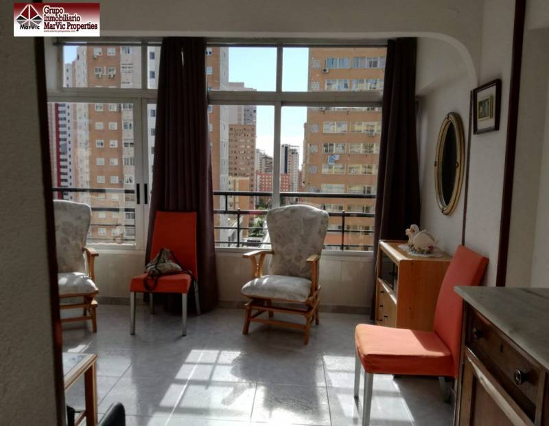 Rental - Apartment - Juzgados - Benidorm