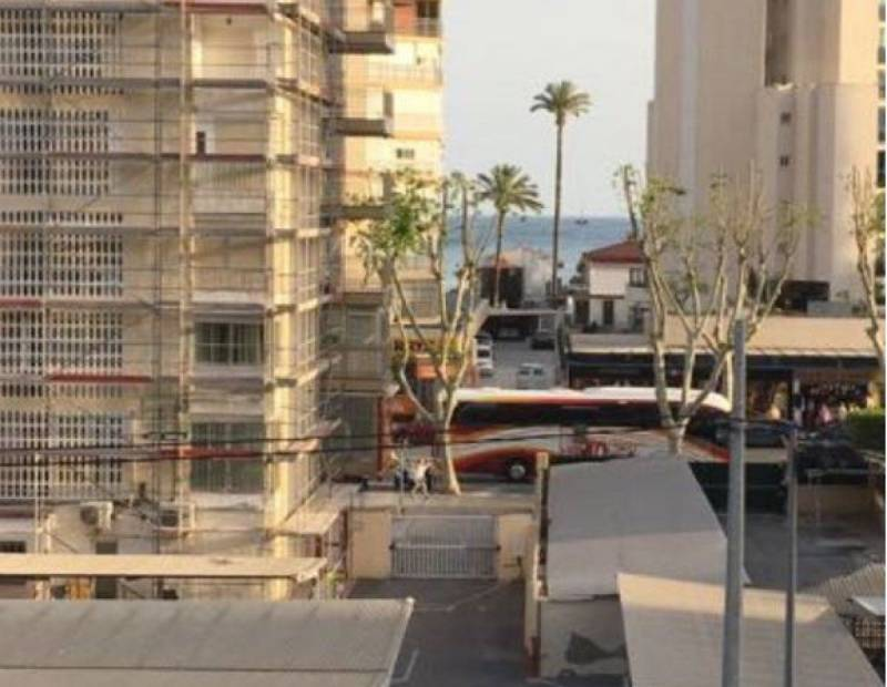 Sale - Flat - Plaza Triangular - Benidorm